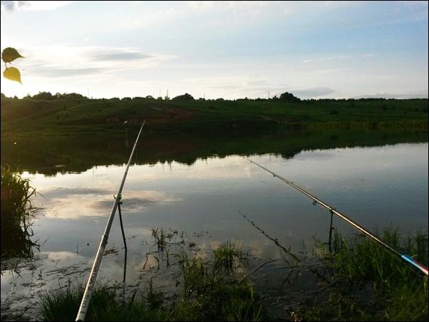 Открыт сезон рыбалки