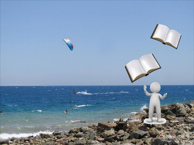 Красное море и книги