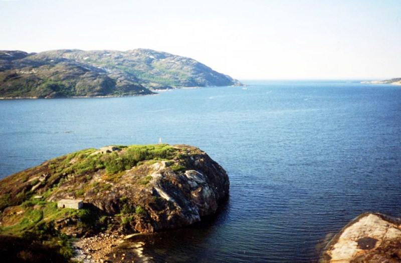 Баренцево море и берега
