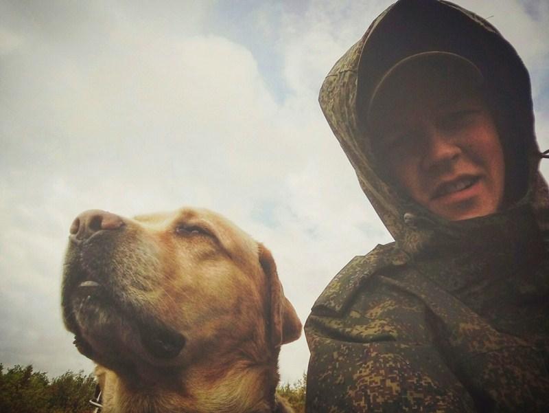 брат и пес